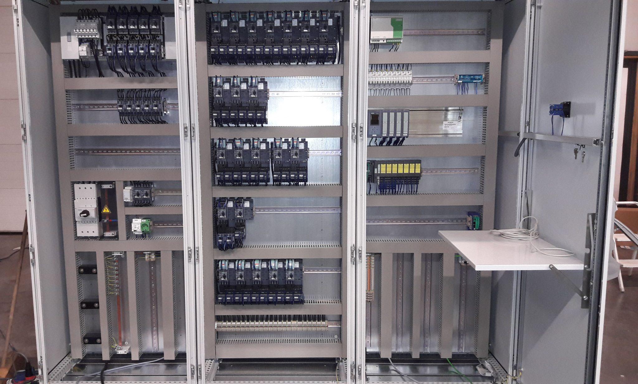 Elektromonteur stage kast