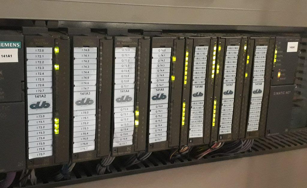 PLC programmeur kast